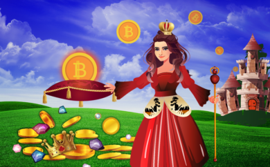 Bitkoinus priimantys kazino internetu