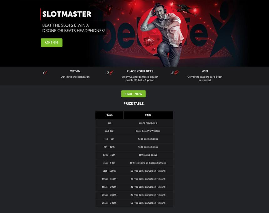 Slotmaster Betsafe